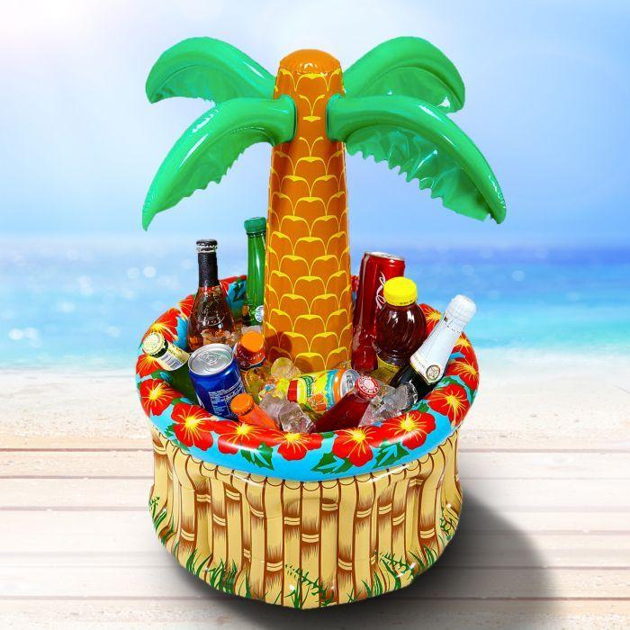 die besten 25 aufblasbare palme ideen auf pinterest hawaii deko hawaii partys und hawaii. Black Bedroom Furniture Sets. Home Design Ideas