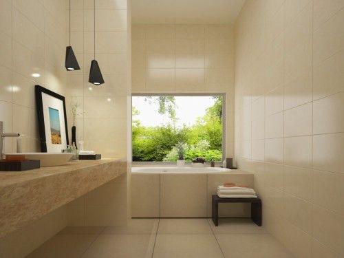1000 ideas sobre azulejos para ba os modernos en - Azulejos para cuartos de bano pequenos ...