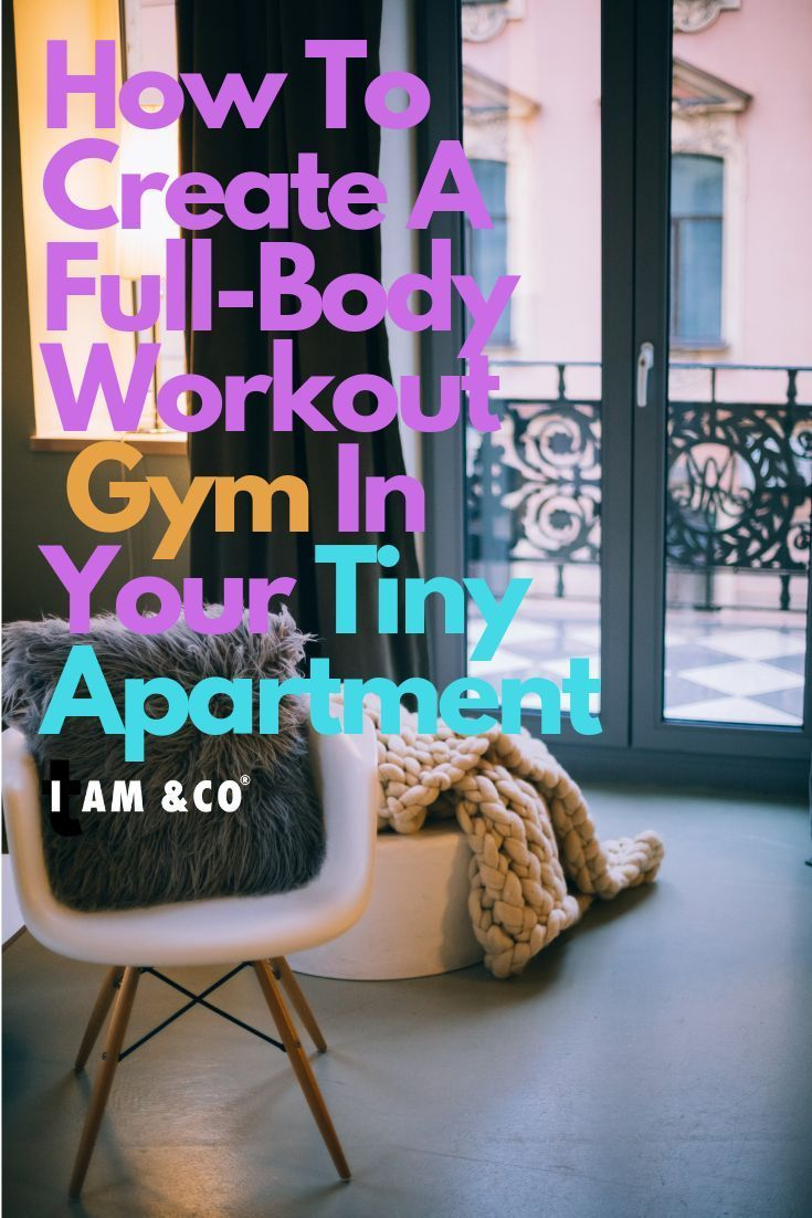 The 8 pieces of equipment in my total workout apartment gym health