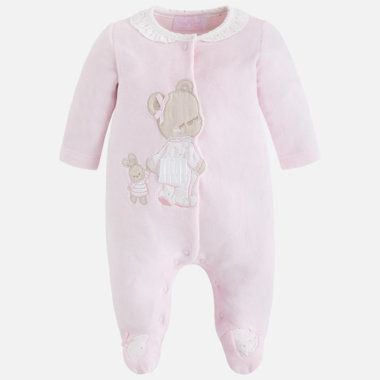Dievčenské pyžamko Mayoral - Baby Rose