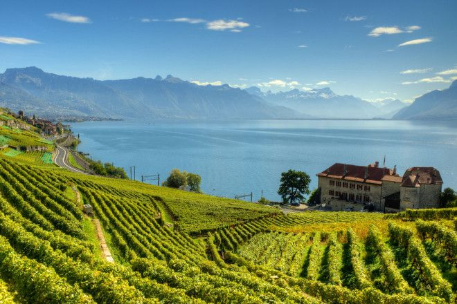 10 places to see Switzerland's best bits