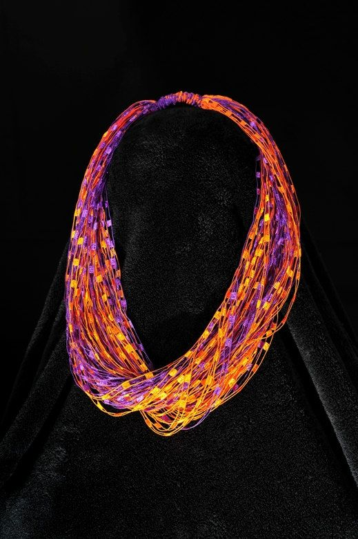 17 Best images about Scarves on Pinterest | Yarns, Wool ...