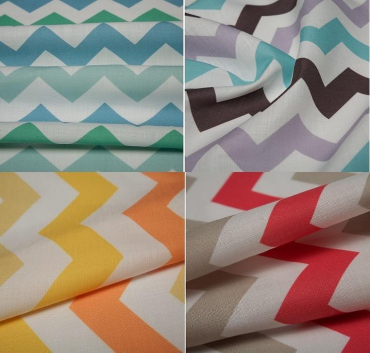 Chevron Fabric #Chevron #Pattern