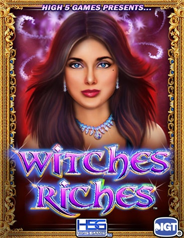 Witches Riches - Slot Game by H5G