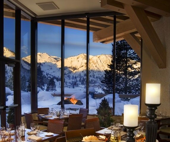 One Of North Lake Tahoe 39 S Premier Fine Dining Restaurants
