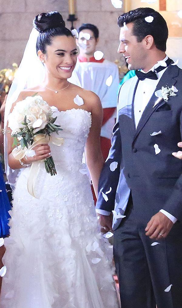 Samuel y Andrea se casan #ScarletGruber #ChristianDeLaCampa #FinalTDR