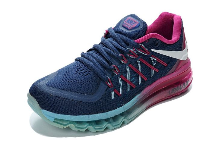 Cheap! Cheap! Cheap! Nike Air Max 2015 Women's Running Shoes - 58% OFF ON Sale
