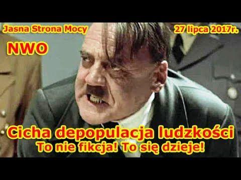 Cicha depopulacja ludzkości NWO(NewWorldOrder)❗ To nie fikcja❗ To się dz...