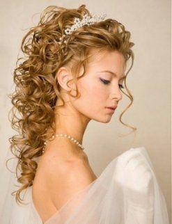 Acconciature sposa 2015 capelli lunghi