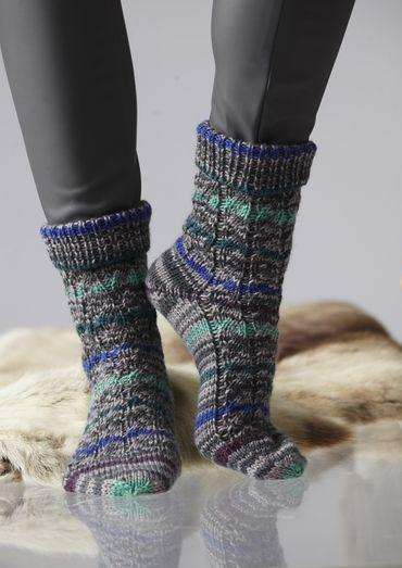 Igloo kleur sokken | Schachenmayr