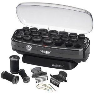 BaByliss 3035BU Thermo Ceramic Rollers - bought these & they're great, even for fine hair!