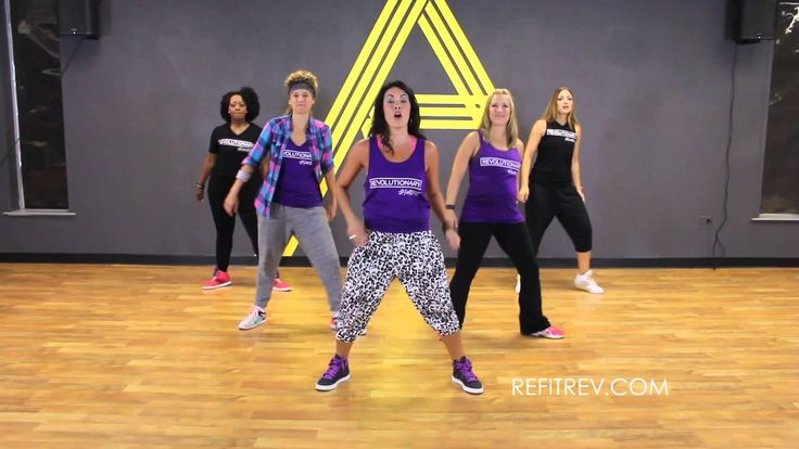 "ReFitRev - REFIT® Dance Fitness ""Problem"" by Ariana Grande"