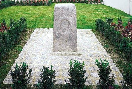 Borne n° 10, Savigny-sur-Orge (91)