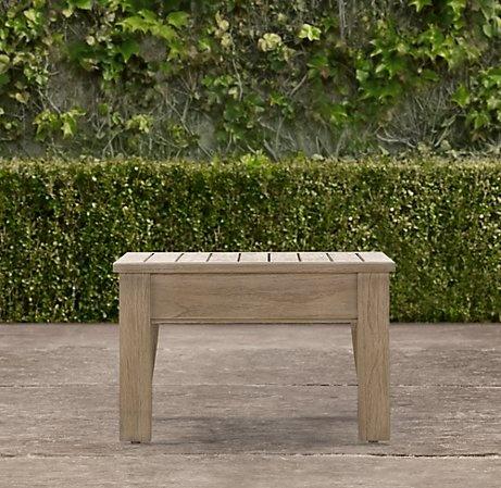 leagrave side table restoration