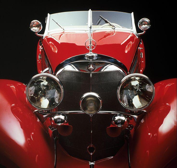 1935 Mercedes Benz 540K Spezial Roadster