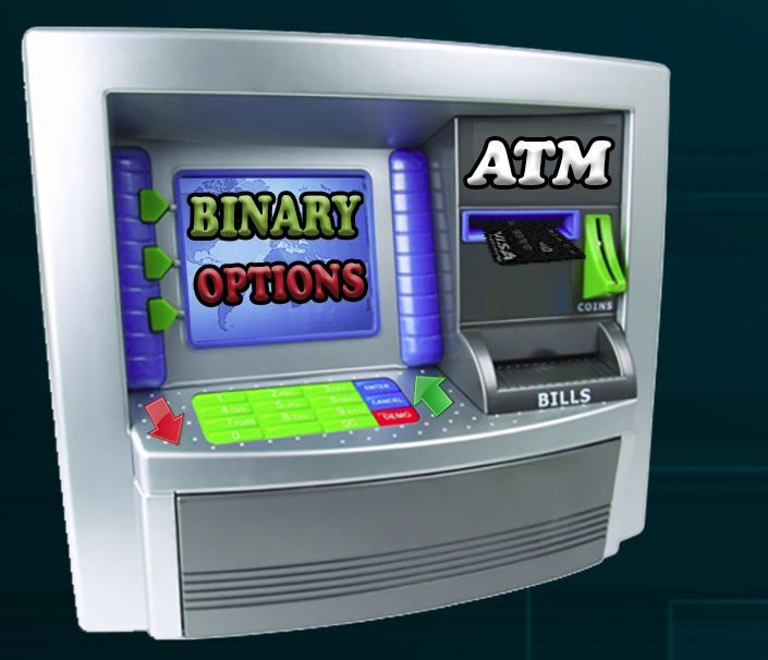 Binary options atm scam review