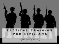 Many of you are probably very similar to me. You may know how to operate a firearm, but need to learn to take it to the next level. This is ...