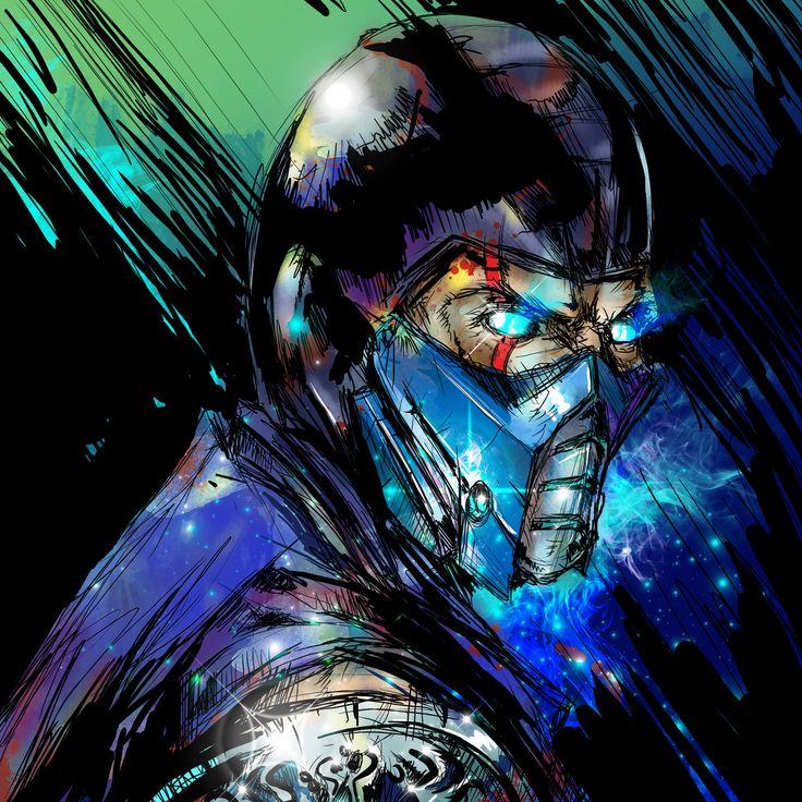 Mortal Kombat by Vincent Vernacatola