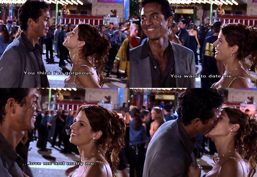 Miss Congeniality! :) So cute! :) lol.