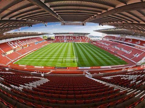 Brittania Stadium