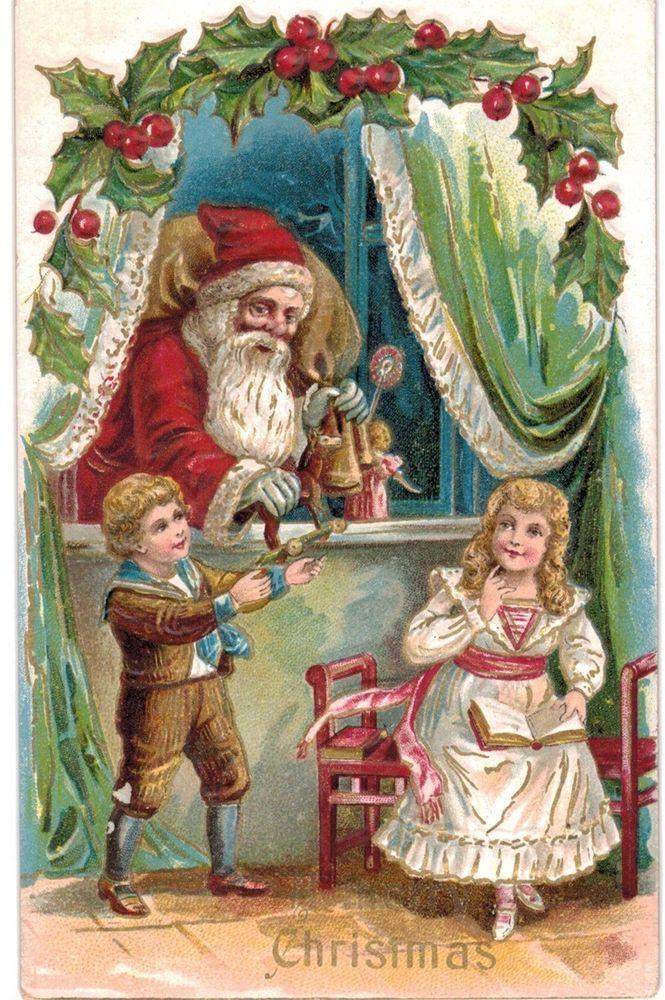 With Victorian Children