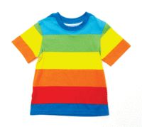 Ask guests to dress in one of the colours of the rainbow