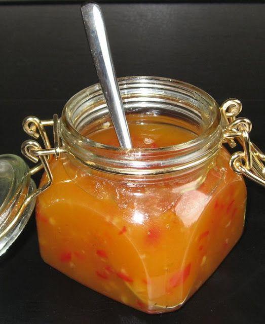 relaxotour: Thai édes chiliszósz