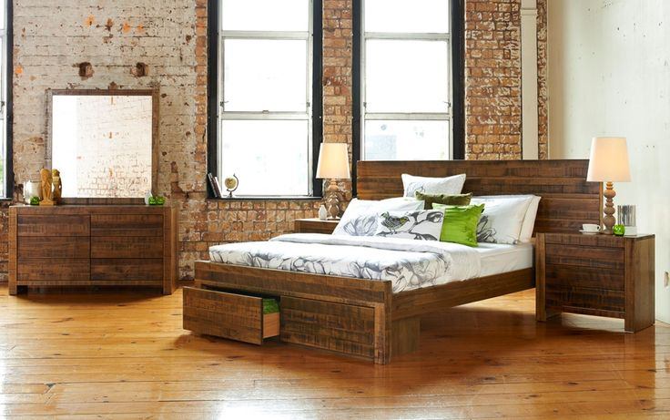 Indiana bedroom furniture by john young furniture from harvey norman new zealand a 1 - Harvey norman bedroom sets ...