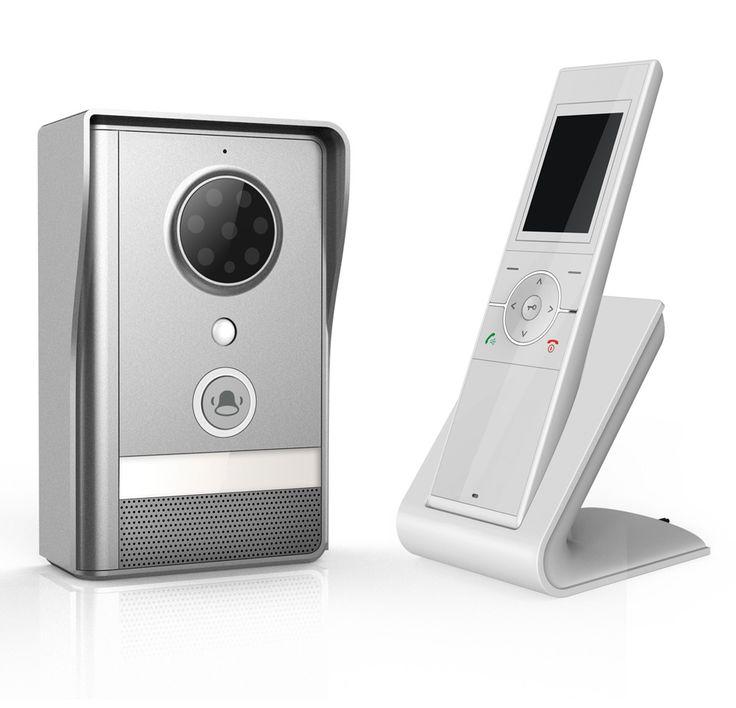 64 migliori immagini audio video in casa e all 39 aperto su - Citofono wireless lunga portata ...