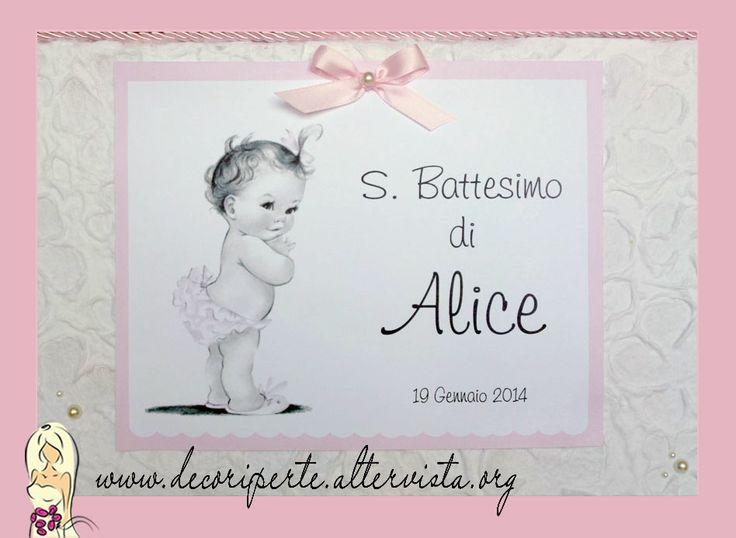 """ANGELS"" Baby Girl BAPTISM THEME ♥ SEATING PLAN + PALCE CARDS - TABLEAU BATTESIMO TEMA ""ANGELI"" per bimba + SEGNATAVOLO"