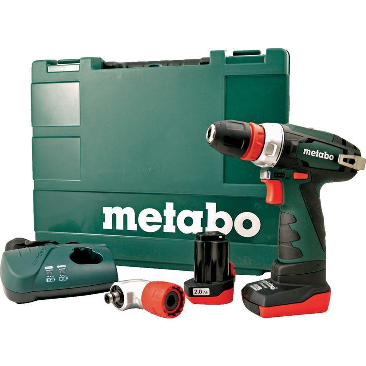 Metabo Powermaxx Bs Quick Pro 10.8V Drill Driver