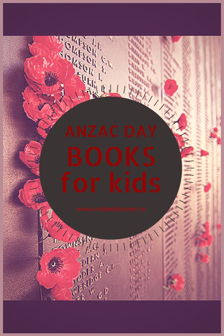 The following is a list of great books which deal specifically with ANZAC day.  I've also included some powerful books that tackle the nature of war, both picture books AND chapter books, allowing a more broader discussion to take place.