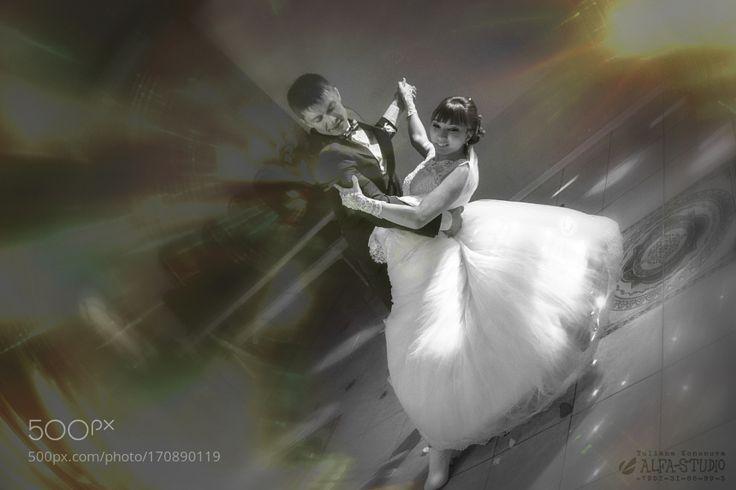 первый танец by dqt2byxkwd For photography advice check www.amateurnikon.com