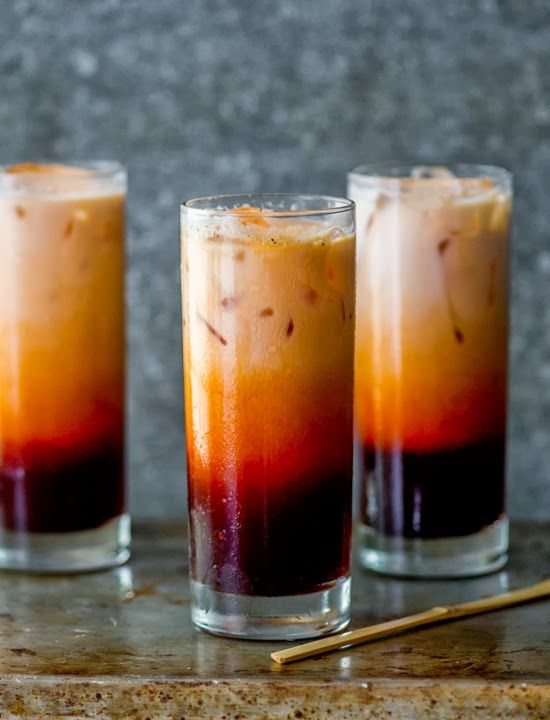 Iced Thai Tea Recipe | Happy Body and Mind - easier recipe just using regular black tea