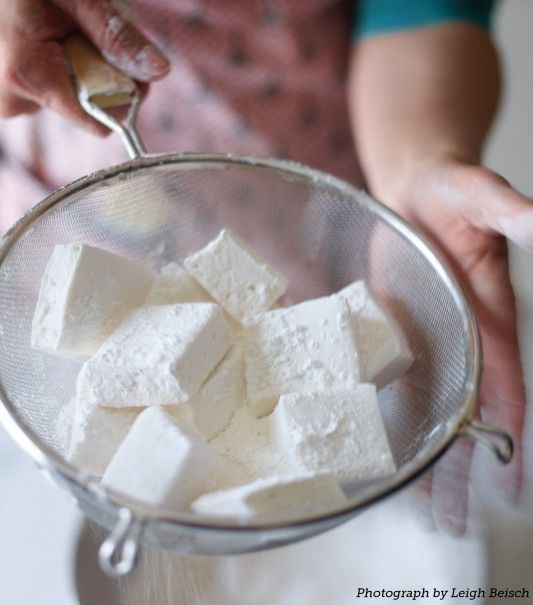 Homemade Marshmallow Troubleshooting - Shauna Sever. Her Classic ...
