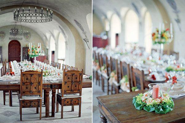свадьба в замке Чехии #wedding