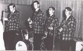 Today 12-31 in 1960 - After playing California nightclubs as The Pendletones, Kenny and the Cadets, and Carl and the Passions, a new group emerged this day: The Beach Boys. The group's first national hit, Surfin' Safari, was soon to be. They recorded for local (Los Angeles) Colpix Records and at the height of their popularity, Capitol Records. I used to go see them when they had all these names - they were our local fav band in the So Bay area of Los Angeles.