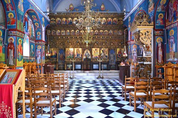 Monastery of Zoodochos Pighi, Poros island