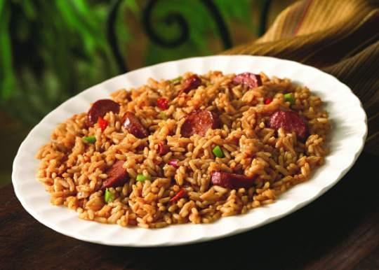 Chef John Besh's Dirty Jambalaya -- EASY!!!