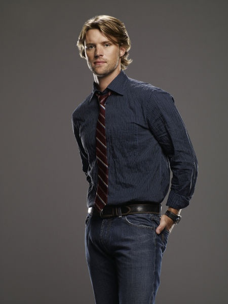 Jesse Spencer (Dr. Robert Chase)