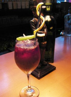 Cocktail of the Week: The Brazilian Sangria