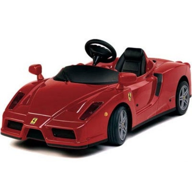 enzo ferrari ride on by big toys usa on somebody i know will need this in a couple years