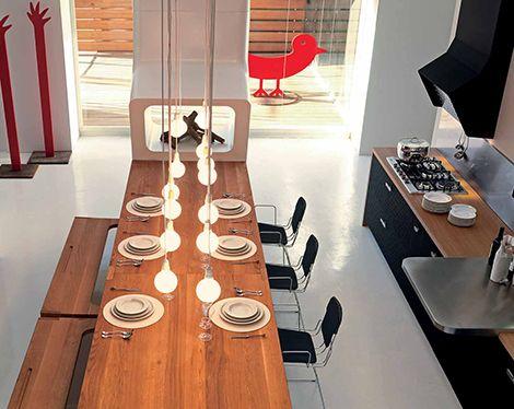 köksbord stort