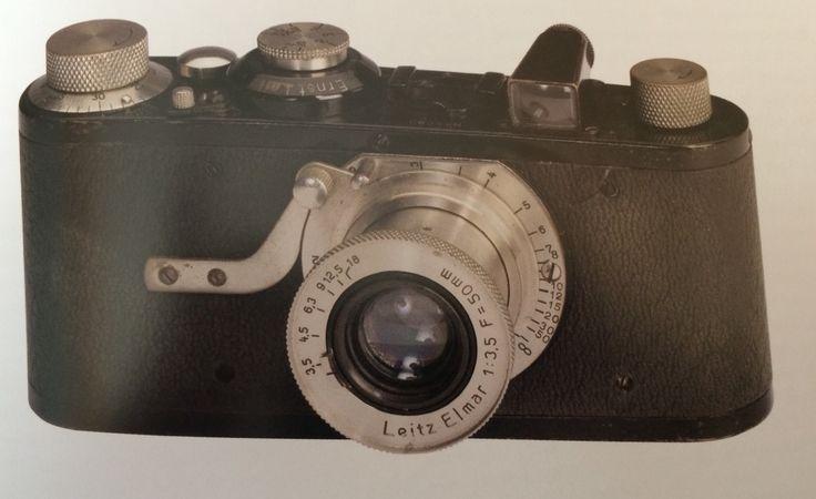 Leica I Model A (1925)
