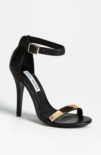 sexy strappy sandals.
