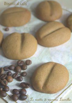 BISCOTTI AL CAFFE ricetta dolce da forno.CR2-001