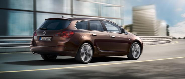 Nuevo Opel Astra Sports Tourer