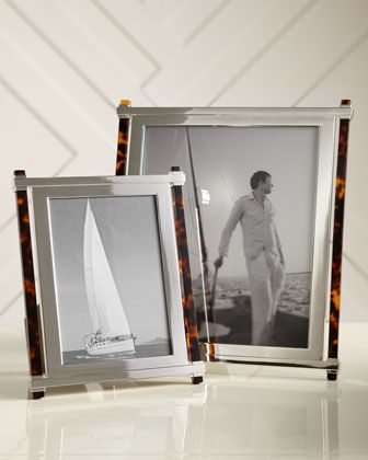 """""""Barcelona"""" Frames by kate spade at Horchow.: Cat, Spade Barcelona, Picture Frames, New York, House, Accessories, Barcelona Frames, Kate Spade"""