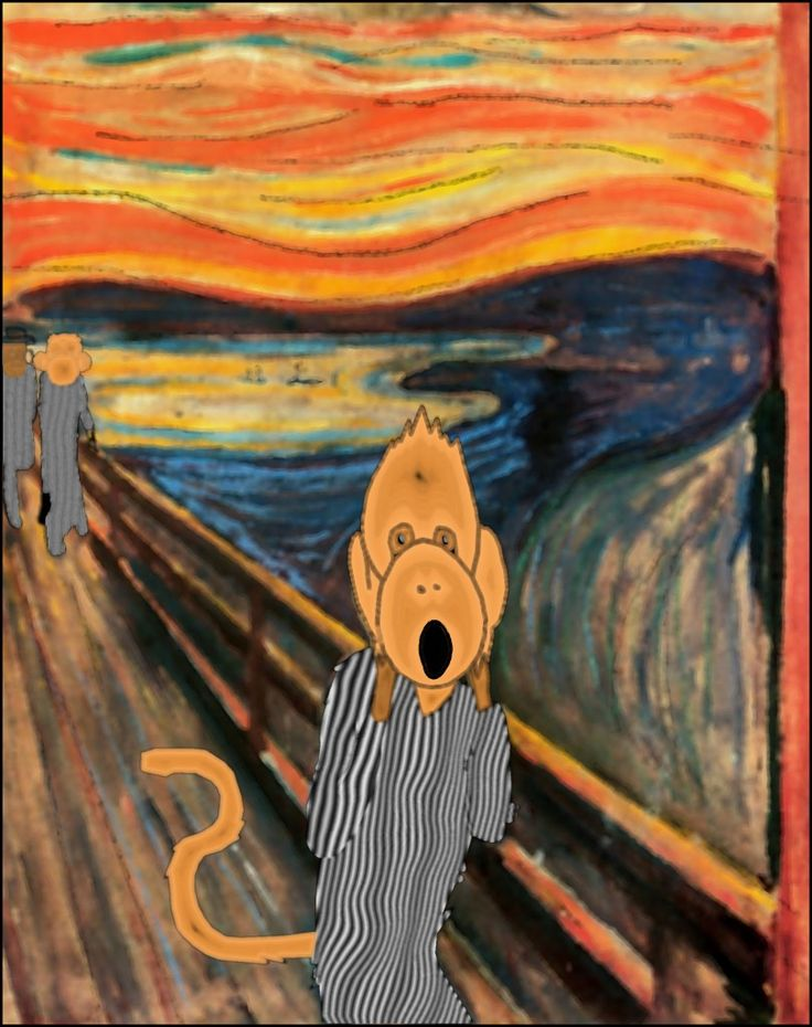 78 best images about parody the scream on pinterest