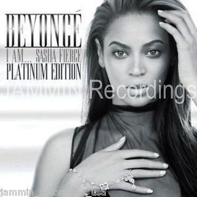 BEYONCE - I Am...Sasha Fierce [Platinum Edition] CD DVD